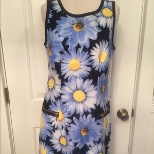🌼LAUNDRY SHELLI SEGAL DRESS SHEATH SLEEVELESS 4